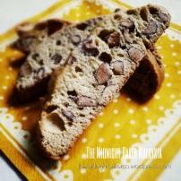 Delicious biscotti