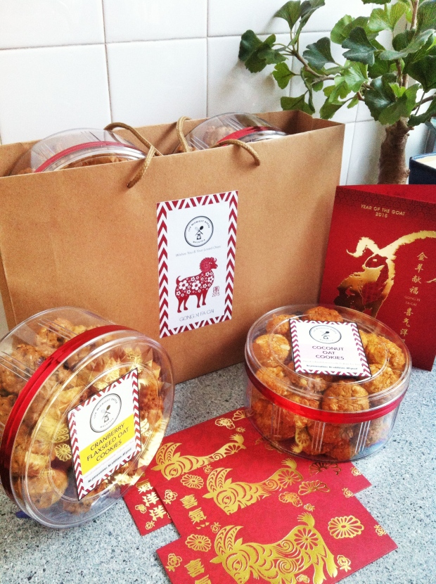 CNY Cookie Combo|The Midnight Baker Malaysia